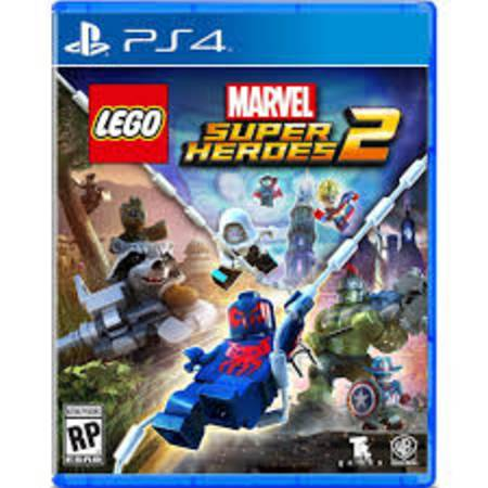 Marvel Super Heroes 2 - PS4