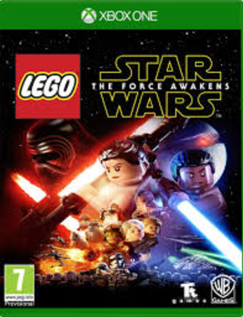 LEGO STAR WARS: THE FORCE AWAKEN! - XBOX ONE