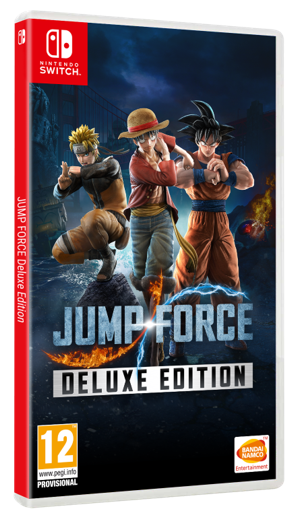 JUMP FORCE - NINTENDO SWITCH