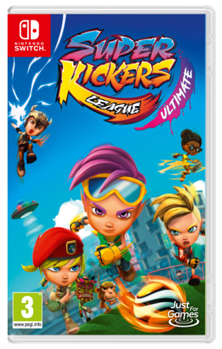 SUPER KICKERS LEAGUE ULTIMATE - מכירה מוקדמת