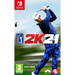PGA TOUR 2K21 - NINTENDO SWITCH - מכירה מוקדמת