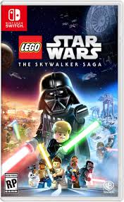 LEGO STAR WARS SKYWALKER SAGA - מכירה מוקדמת