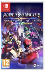 POWER RANGERS: BATTLE FOR THE GRID -מכירה מוקדמת