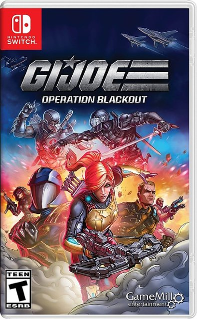 G.I. JOE: OPERATION BLACKOUT - מכירה מוקדמת