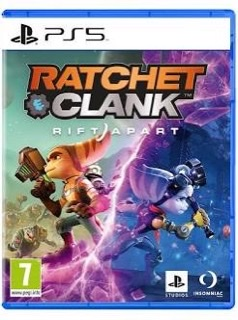 RATCHET AND CLANK RIFT APARRT - מכירה מוקדמת