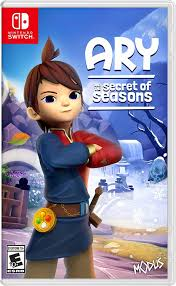 ARY SECRET OF SEASONS