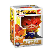 POP -  MHA ENDEAVOR