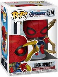 POP - IRON SPIDER