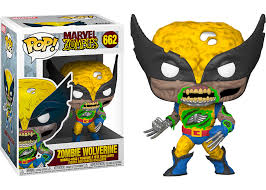 POP - MARVEL ZOMBIES WOLVERINE