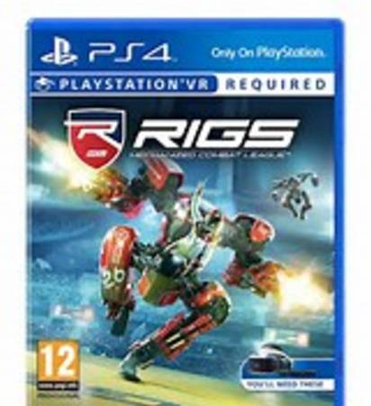 RIGS VR - PS4