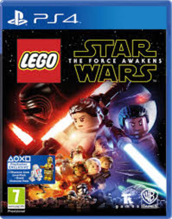 LEGO STAR WARS: THE FORCE AWAKEN! - PS4