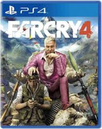 FARCRY 4 - PS4