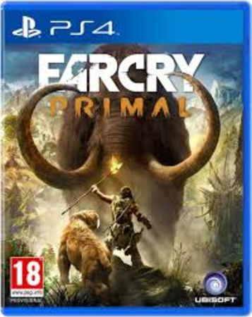FAR CRY PRIMAL SPECIAL EDITION - PS4