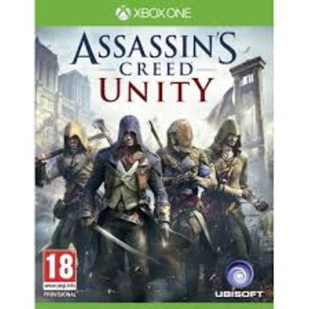 ASSASSINS CREED: UNITY - XBOX ONE