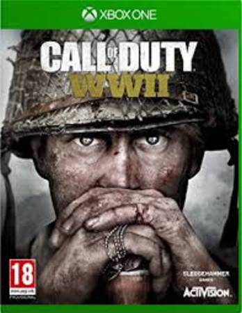 OF DUTY WORLD WAR 2 - XBOX ONE