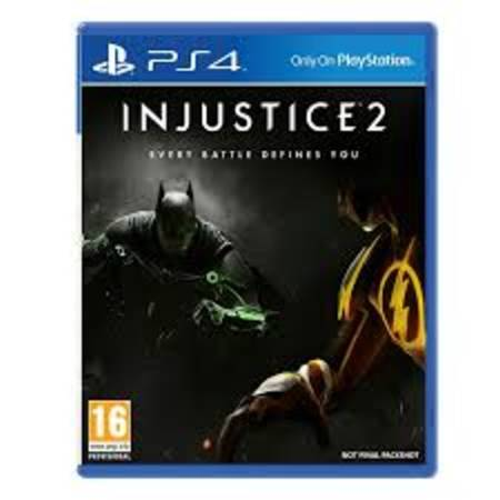 Injustice 2 - PS4