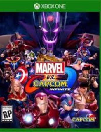 MARVEL VS CAPCOM: INFINITE STORY - XBOX ONE