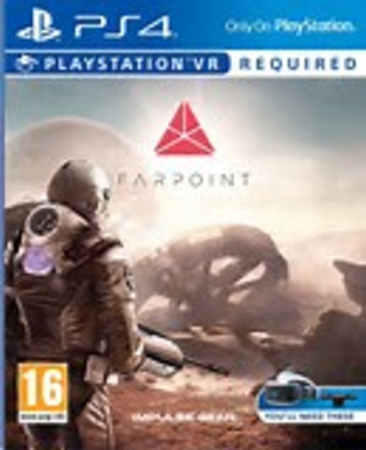 FARPOINT VR - PS4