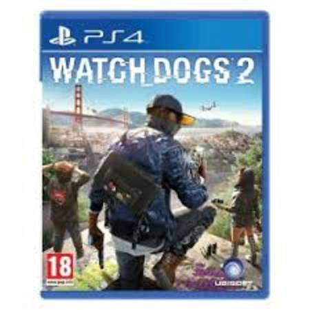 WATCH DOGS 2 - PS4