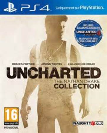 UNCHARTED: Drake Collection - PS4