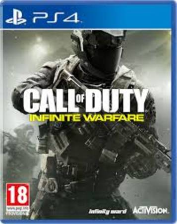 CALL OF DUTY INFINITE - PS4