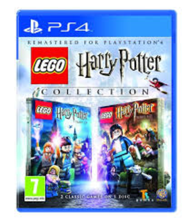 LEGO HARRY POTTER 1-7 REMASTERED - PS4