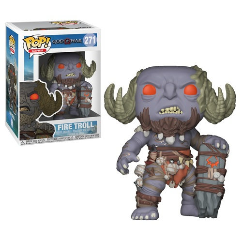 POP FIRE TROLL