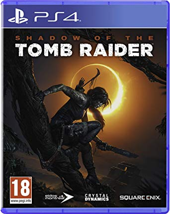 SHADOW OF THE TOMB RIDER - PS4