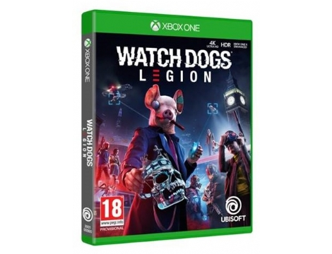 WHTCH DOGS LEGION - XBOX ONE