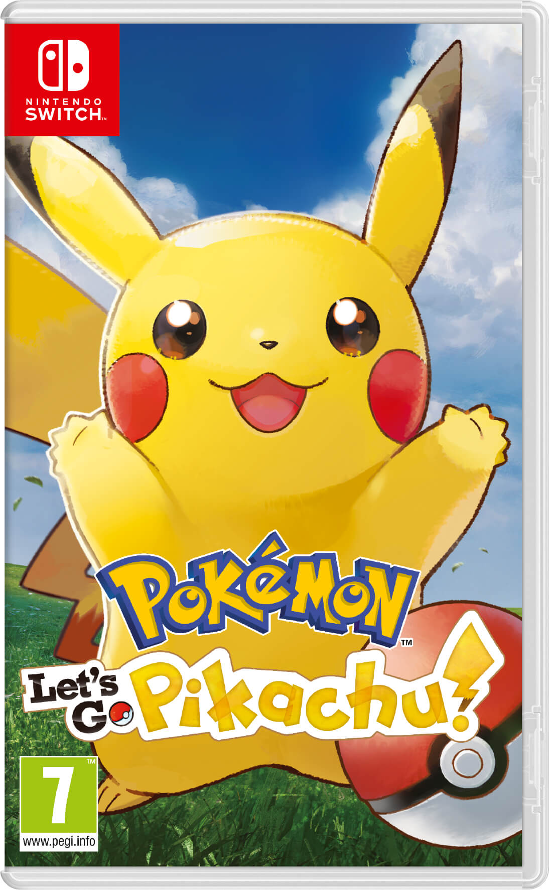 POKEMON PIKACHU - NINTENDO SWITCH