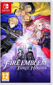 FIREEMBLEM THREE HOUSES - NINTENDO SWITCH