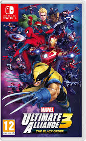 MARVEL ULTIMATE ALLIANCE 3 - NINTENDO SWITCH