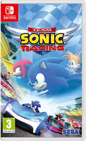 THEM SONIC RACING - NINTENDO SWITCH