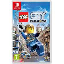 LEGO CITY - NINTENDO SWITCH