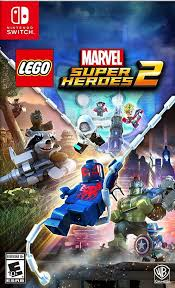 MARVEL SUPER HEROS 2 - NINTENDO SWITCH