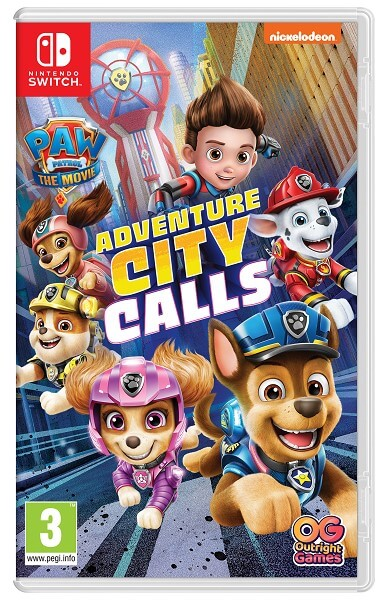 PAW PATROL - NINTENDO SWITCH