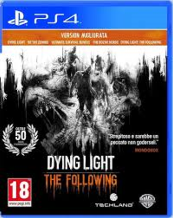 Dying Light: The Following – Enhanced Edition - ps4