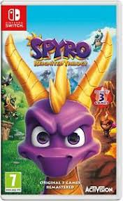 SPYRO - SWITCH