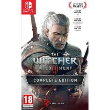 THE WITCHER - NINTENDO SWITCH